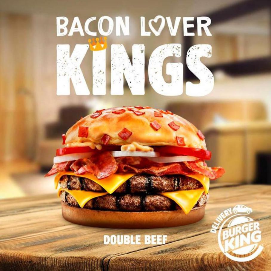 BURGER KING nyheder . Burger King (2020-11-15-2020-11-15)