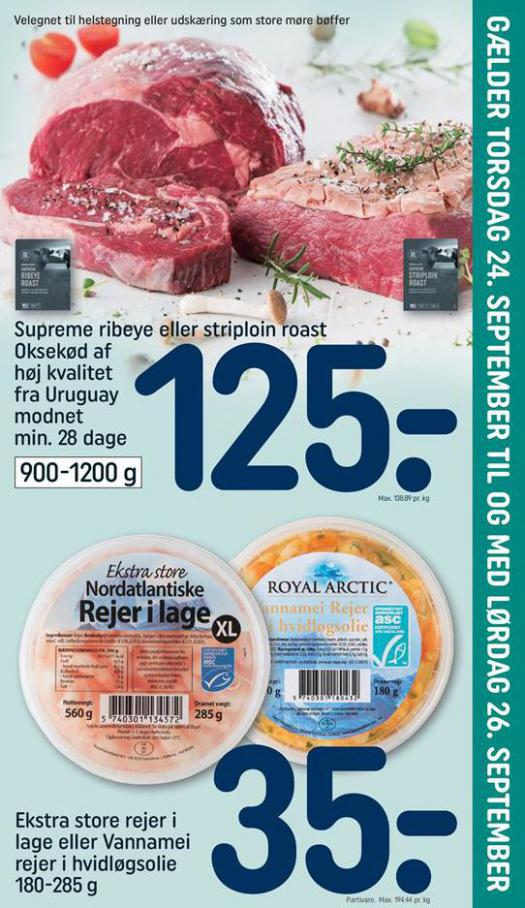 Weekend Tilbud . Rema 1000 (2020-09-26-2020-09-26)