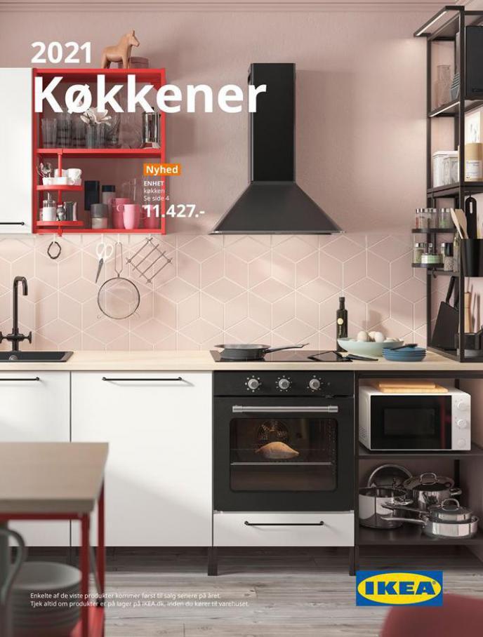 Køkkener 2021 . IKEA (2020-12-31-2020-12-31)