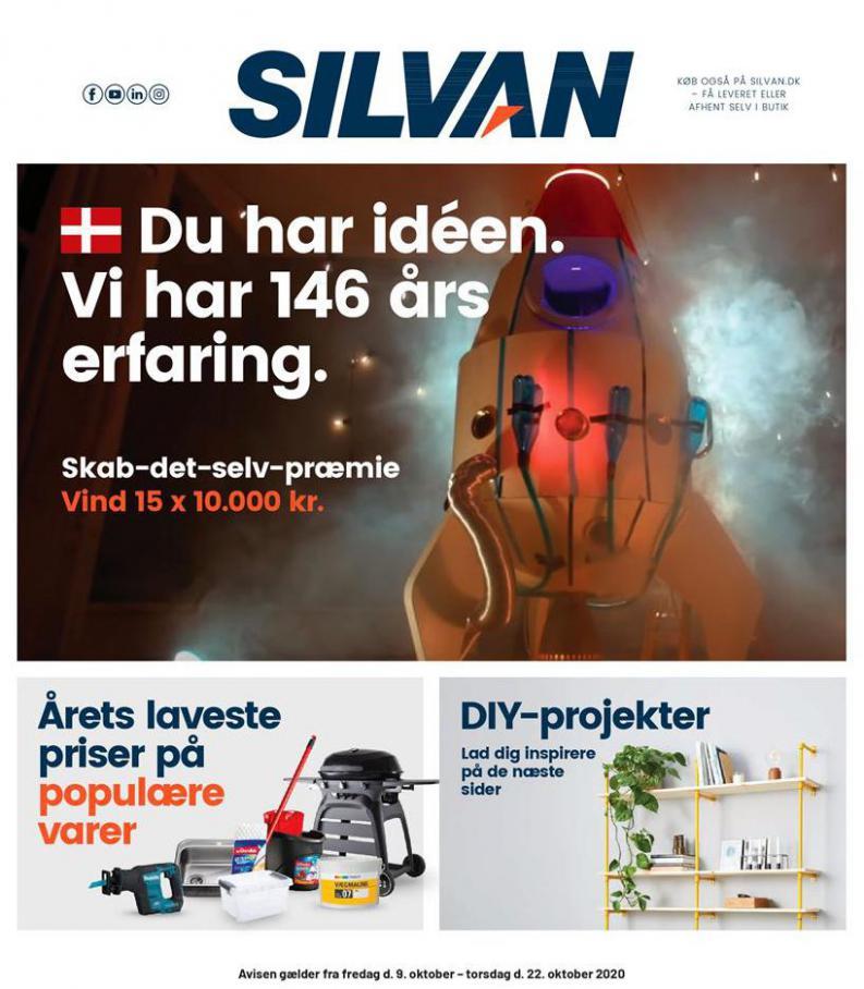 Tilbudsavis . Silvan (2020-10-22-2020-10-22)