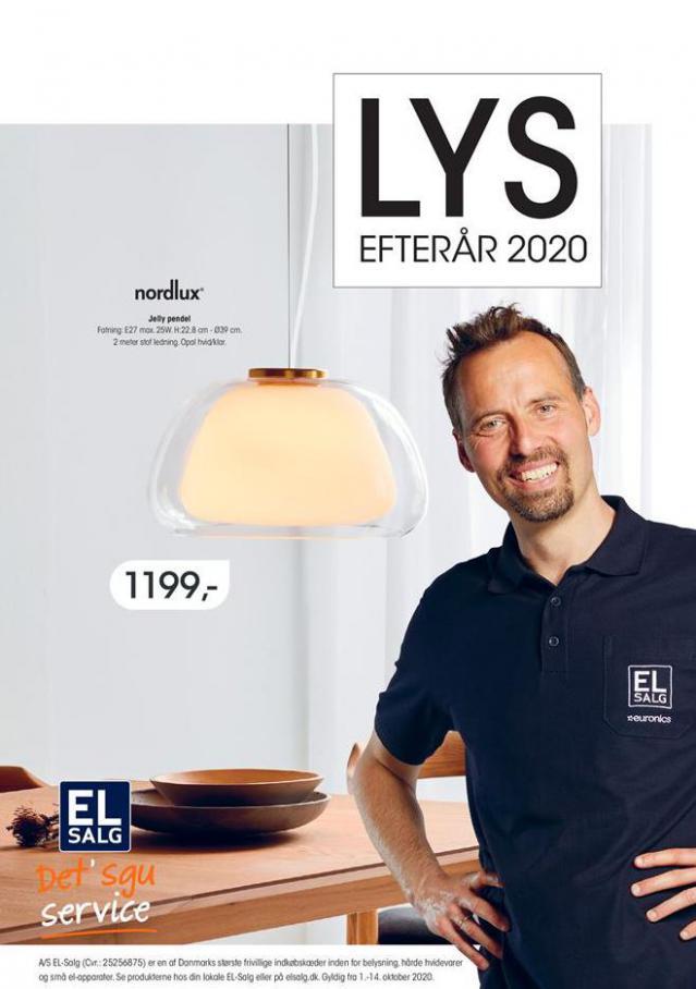 LYS EFTERÅR . El-Salg (2020-10-18-2020-10-18)