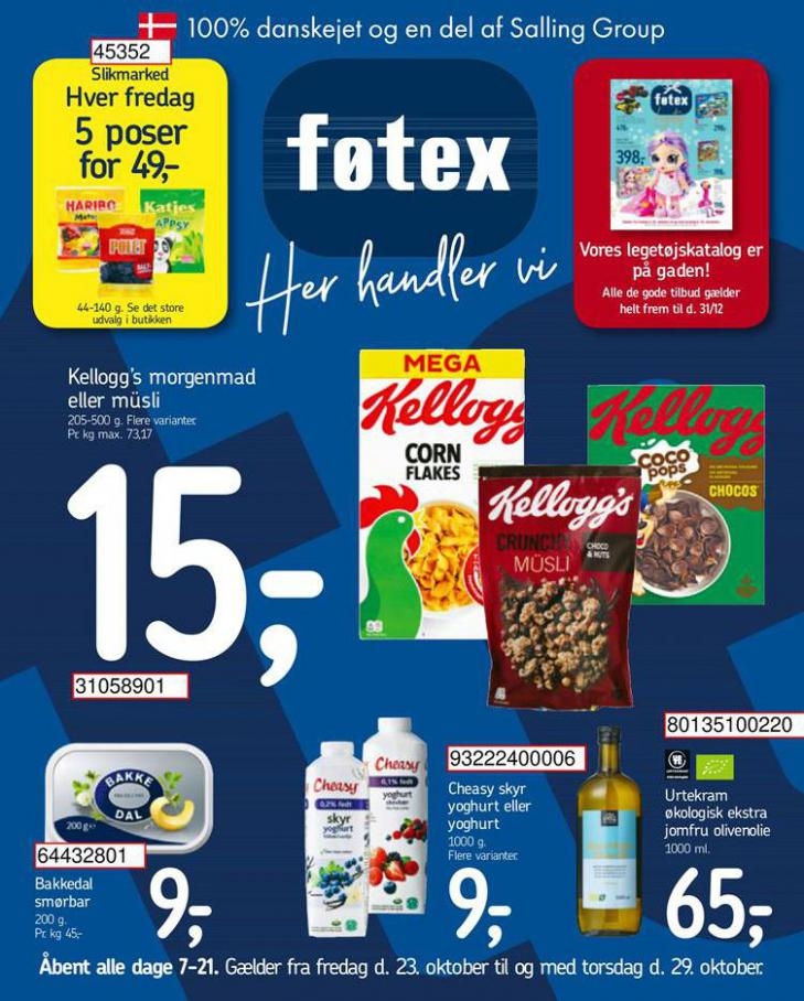 Her Handler Vi . Føtex (2020-10-29-2020-10-29)