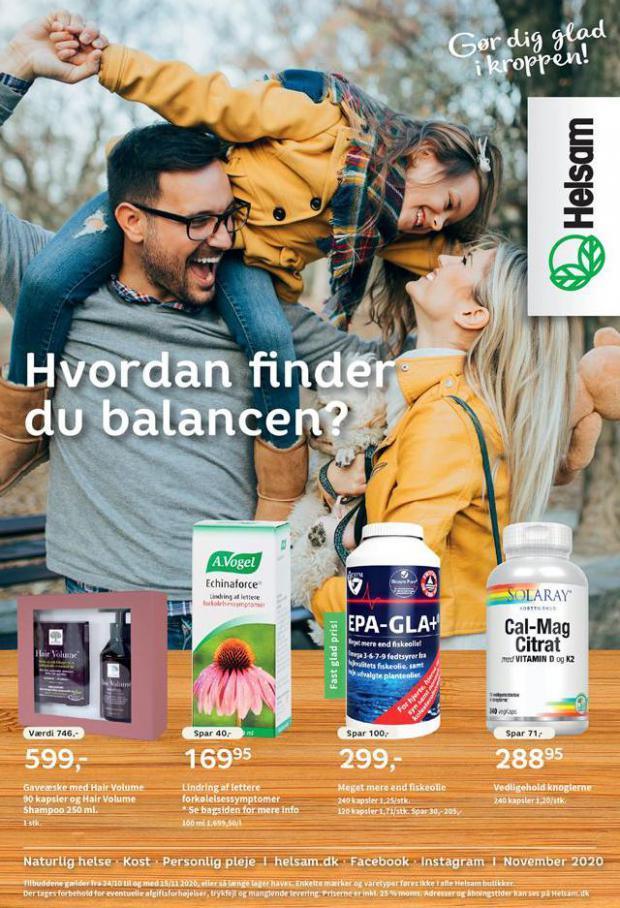 Nyt magasin . Helsam (2020-11-15-2020-11-15)