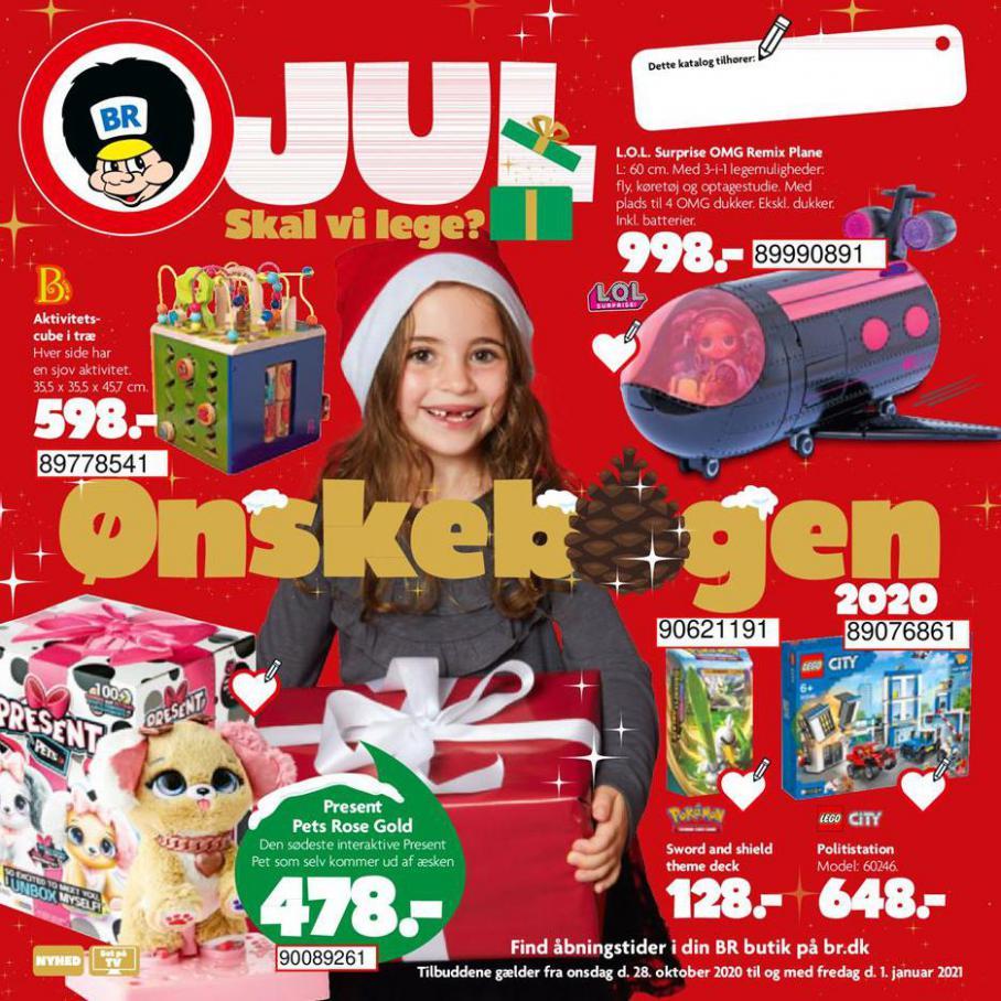 Jule ønskebogen . Fætter BR (2021-01-01-2021-01-01)