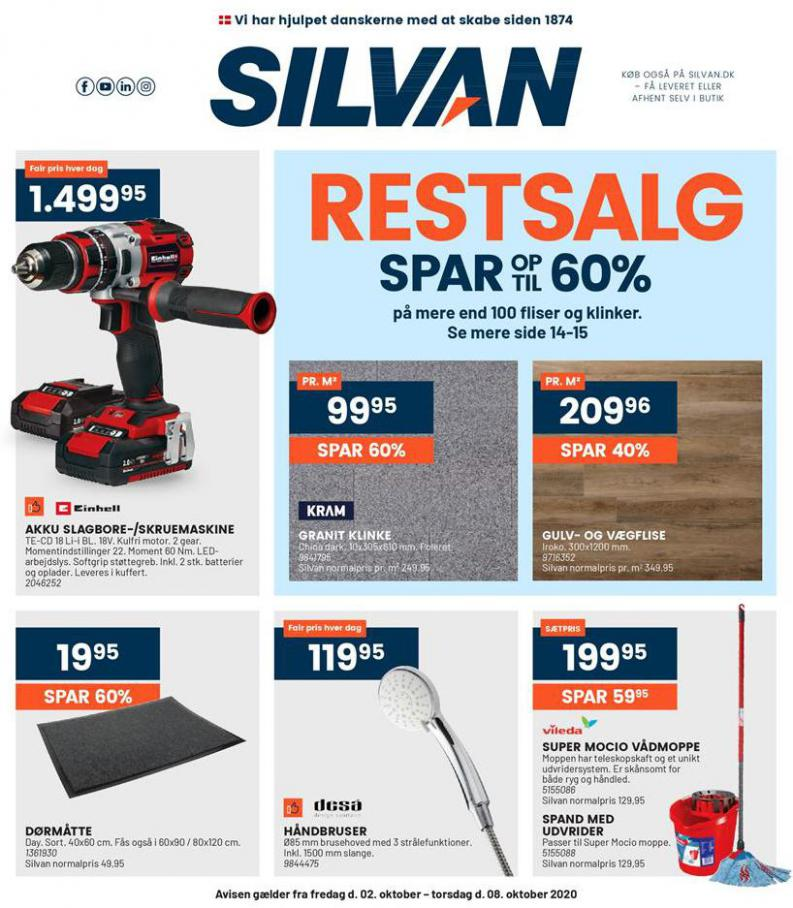 Restsalg . Silvan (2020-10-08-2020-10-08)