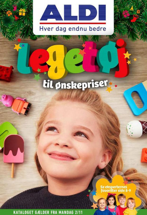 Legetøjtil ønskepriser . ALDI (2020-11-23-2020-11-23)