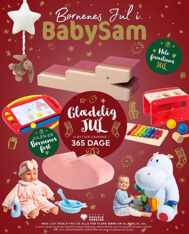 Tilbudsavis Jul . Babysam (2020-12-23-2020-12-23)