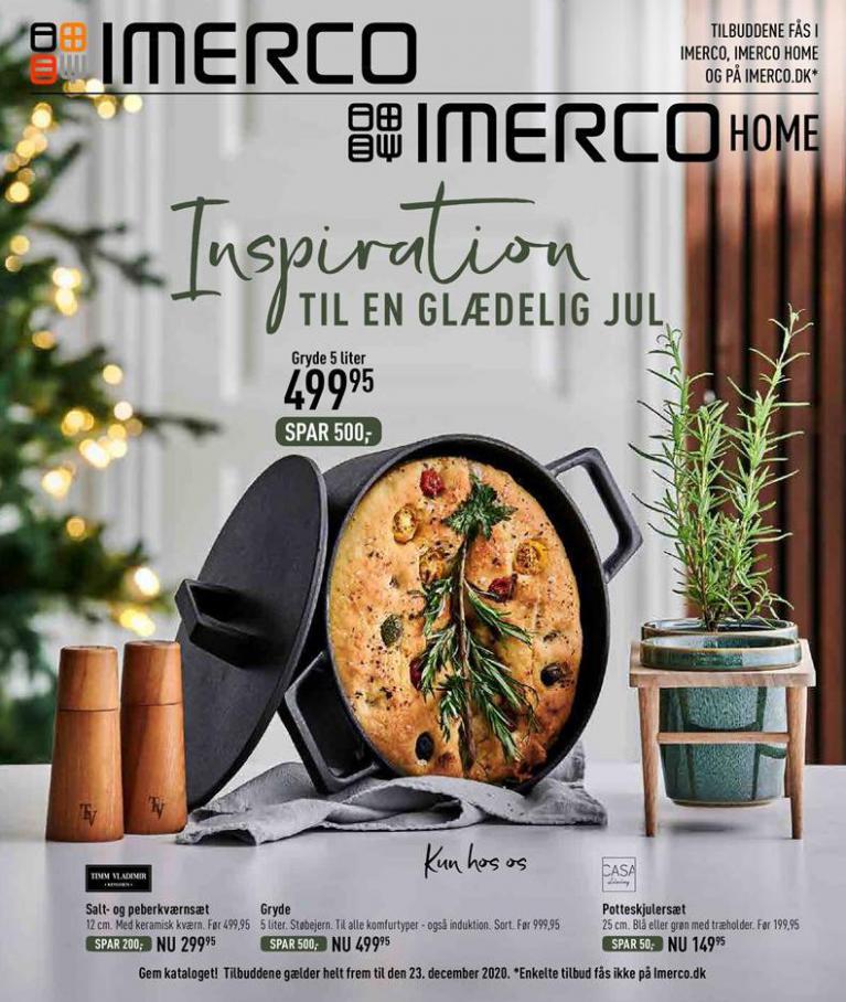 Inspiration TIL EN GLÆDELIG JUL . Imerco (2020-12-23-2020-12-23)