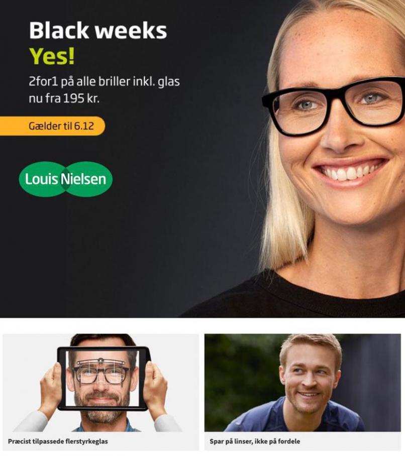 Offer Louis Nielsen Black Friday . Louis Nielsen (2020-12-06-2020-12-06)
