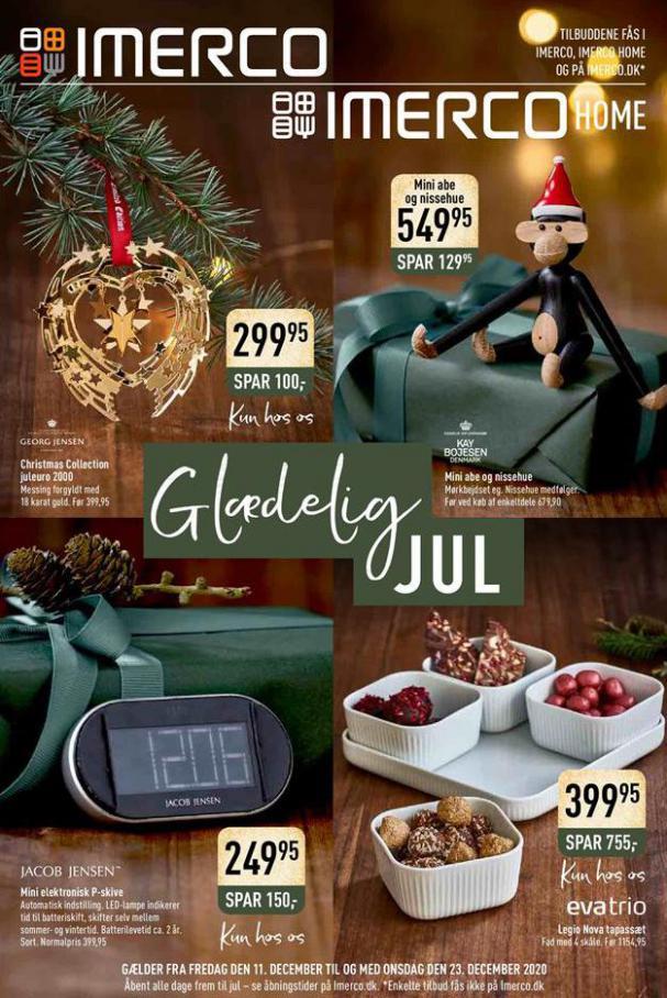Glordelig Jul . Imerco (2020-12-23-2020-12-23)