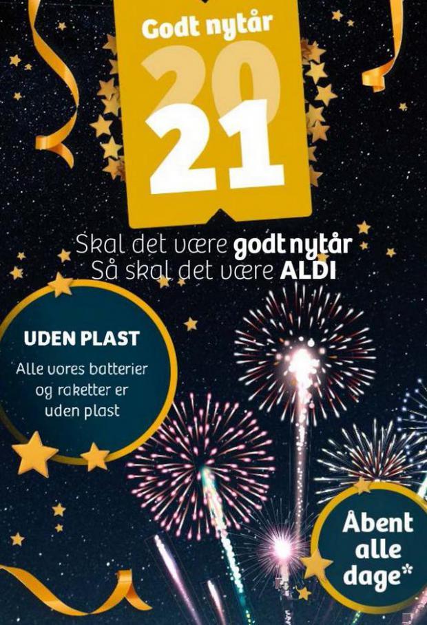 Aldi Tilbudsavis . ALDI (2020-12-31-2020-12-31)