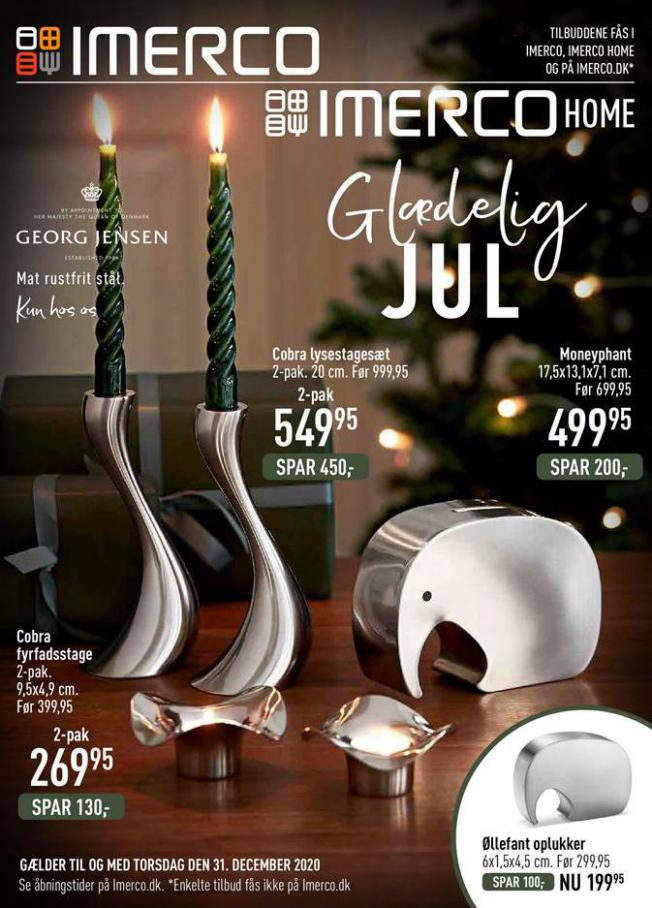 Glordelig Jul . Imerco (2020-12-31-2020-12-31)