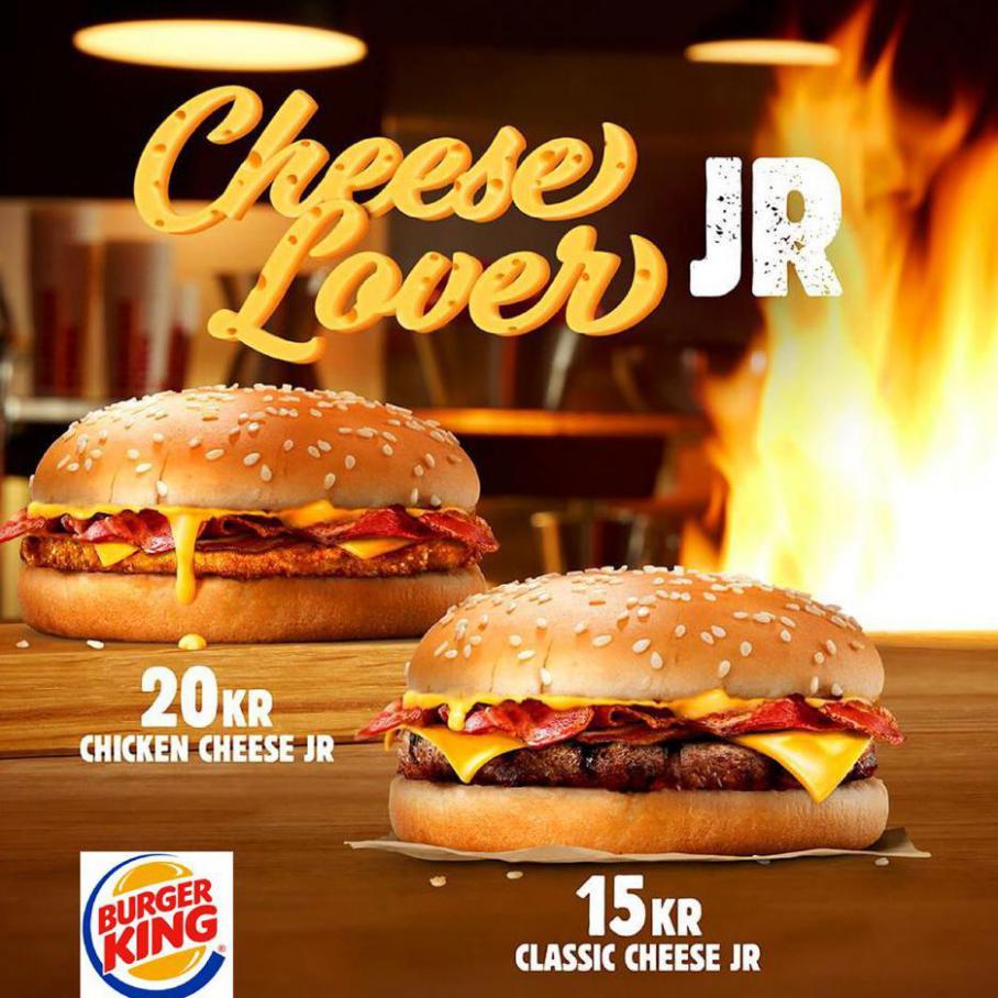BURGER KING nyheder . Burger King (2021-01-06-2021-01-06)