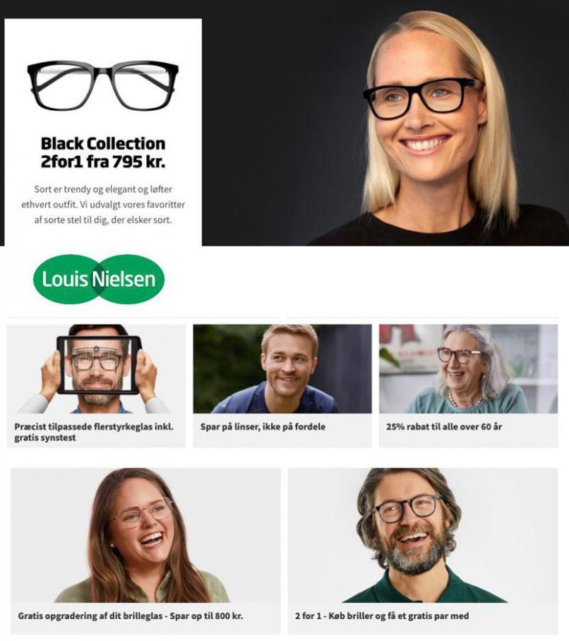Black Collection . Louis Nielsen (2021-01-15-2021-01-15)