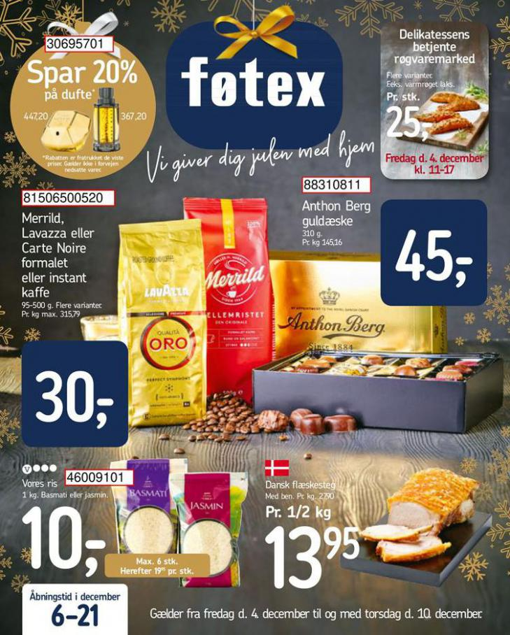 Vi giver dig julen med hjem . Føtex (2020-12-10-2020-12-10)