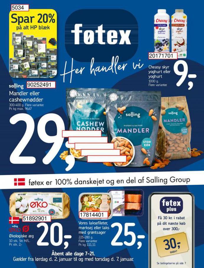 Tilbusavis! . Føtex (2021-01-07-2021-01-07)