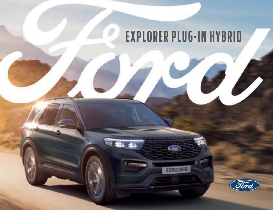 Ford Explorer . Ford (2021-12-31-2021-12-31)