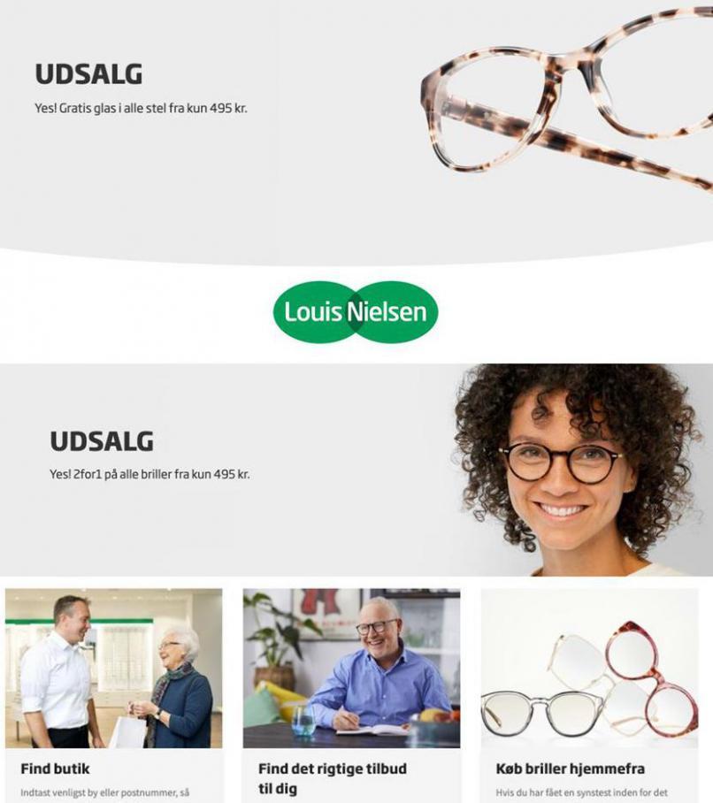 Udsalg . Louis Nielsen (2021-02-28-2021-02-28)