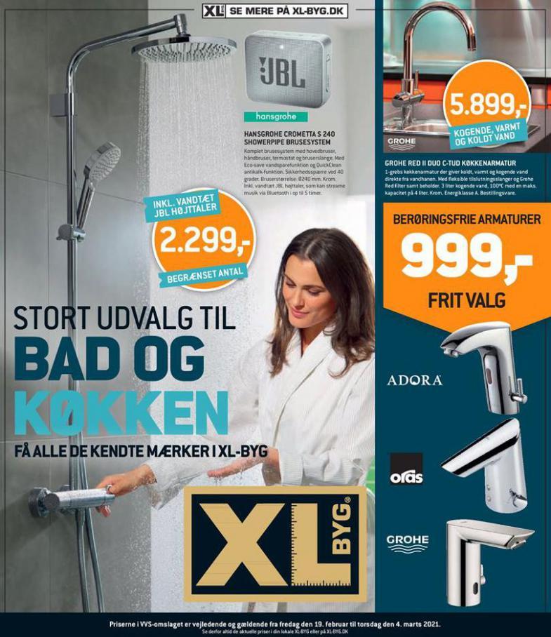 Tilbudsavis! . XL-BYG (2021-03-04-2021-03-04)