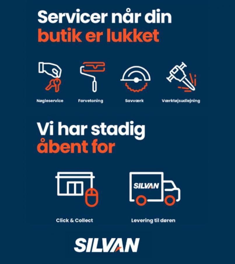 Silvan Nhyeder . Silvan (2021-02-07-2021-02-07)