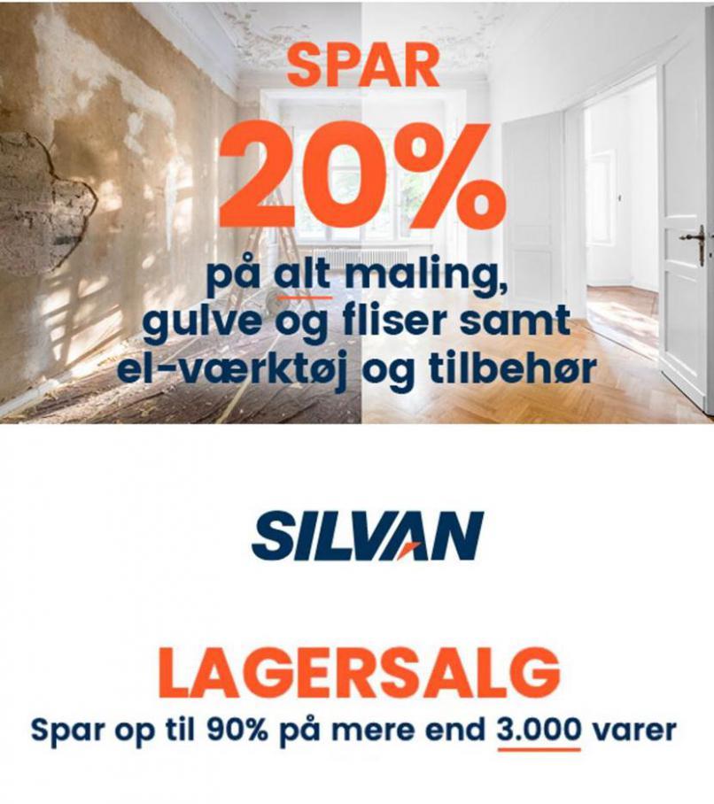 Spar 20% . Silvan (2021-02-21-2021-02-21)