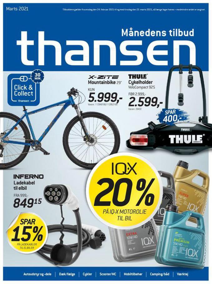 Aktuel tilbudsavis . Thansen (2021-03-23-2021-03-23)