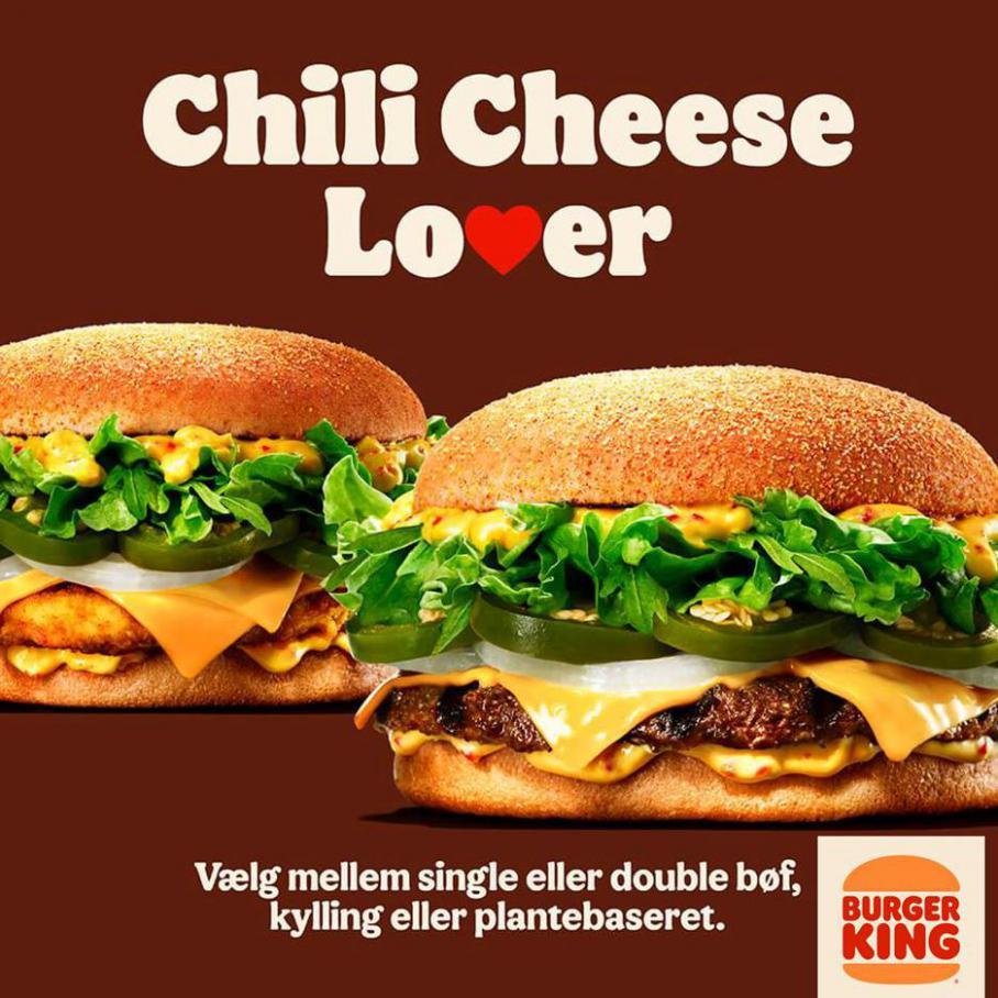 BURGER KING nyheder . Burger King (2021-03-05-2021-03-05)