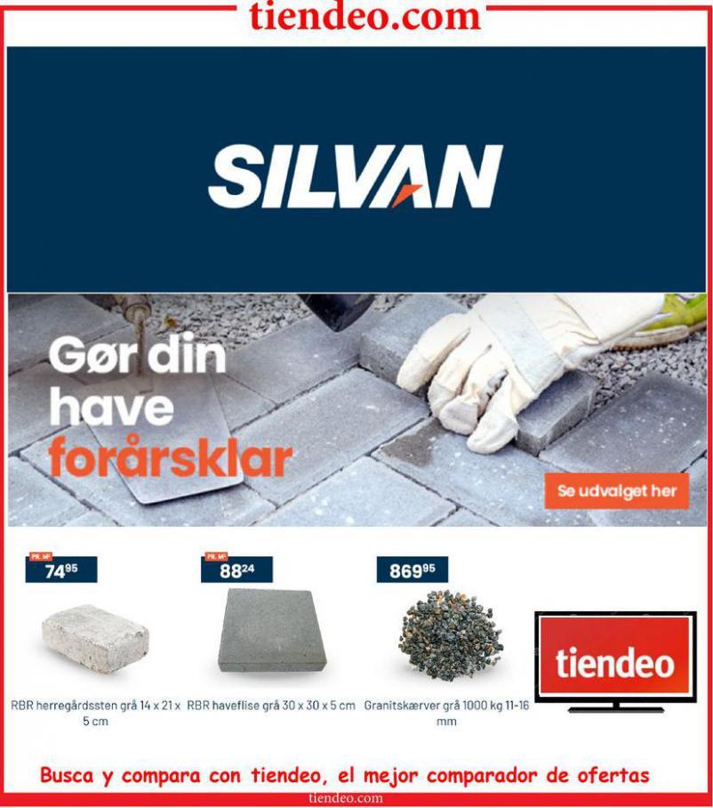 Lagersalg . Silvan (2021-04-06-2021-04-06)