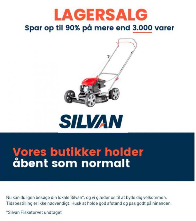 Lagersalg . Silvan (2021-03-22-2021-03-22)