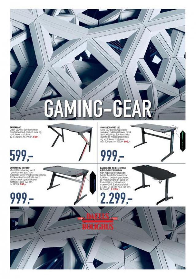 Gaming Gear . Daells Bolighus (2021-03-31-2021-03-31)