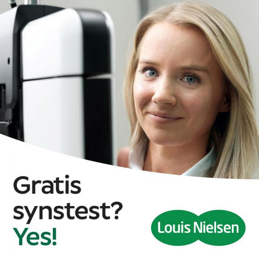 Louis Nielsen Nhyeder . Louis Nielsen (2021-04-04-2021-04-04)