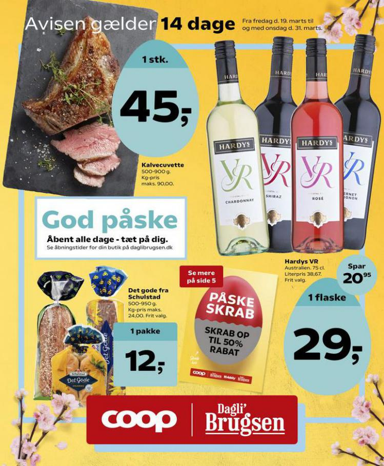 God Påske . Dagli'Brugsen (2021-03-31-2021-03-31)