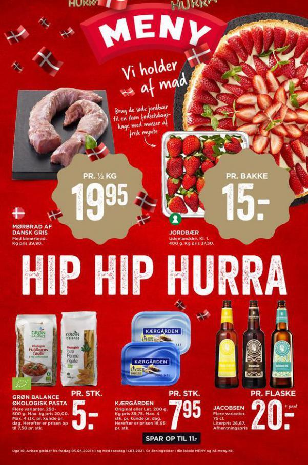 Hip Hip Hurra . MENY (2021-03-11-2021-03-11)