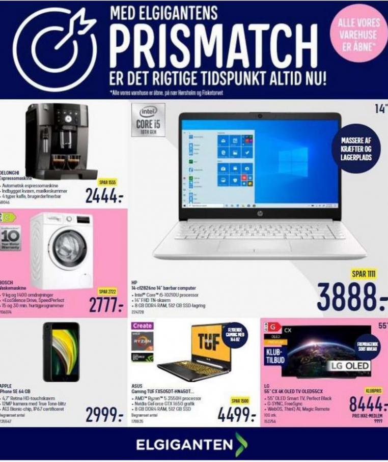 Prismatch . Elgiganten (2021-03-28-2021-03-28)