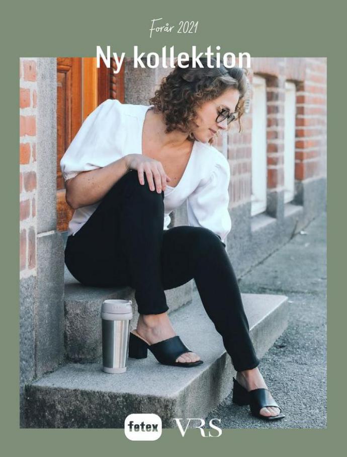 Forår VRS ny collection . Føtex (2021-05-13-2021-05-13)