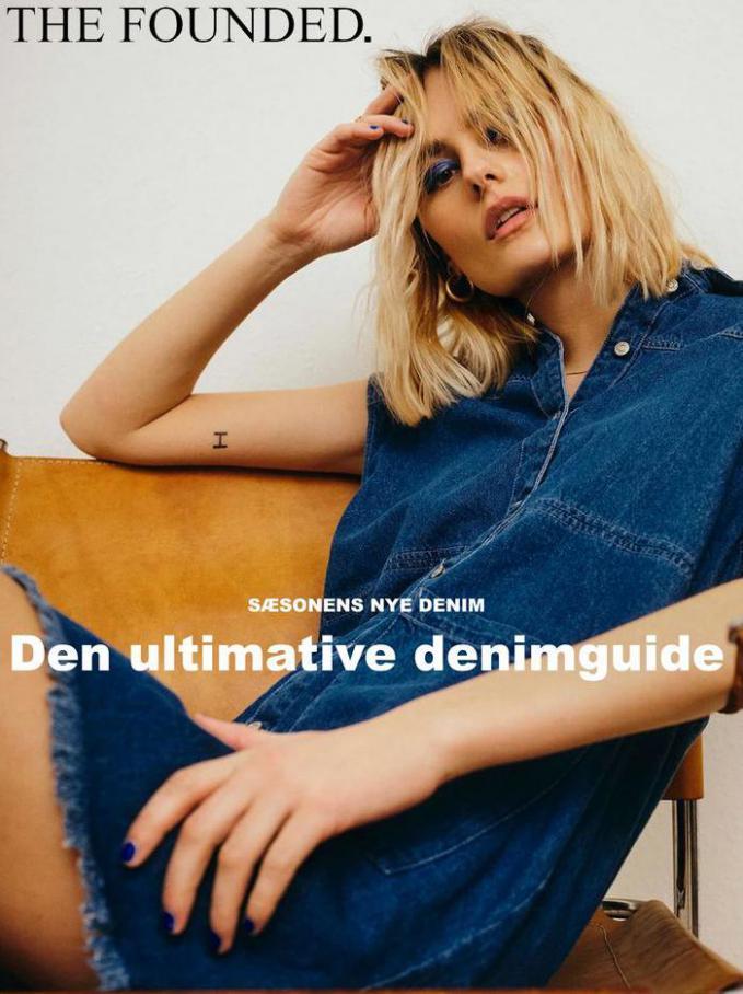 SÆSONENS NYE DENIM . Best Seller (2021-06-06-2021-06-06)
