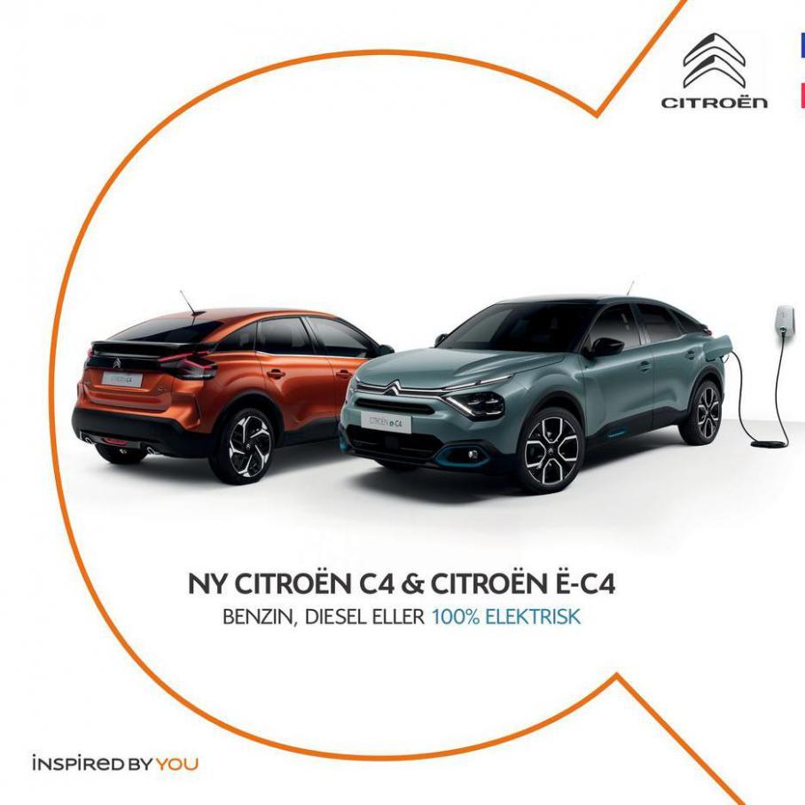C4 & E-C4 . Citroën (2021-12-31-2021-12-31)