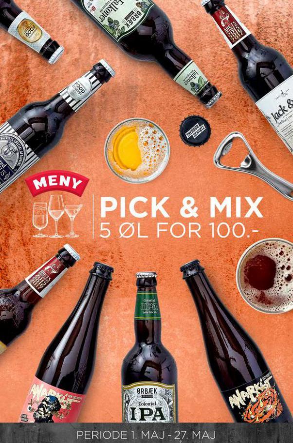 Pick & Mix . MENY (2021-05-27-2021-05-27)