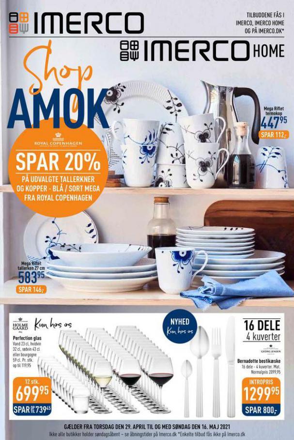 Shop Amok . Imerco (2021-05-16-2021-05-16)