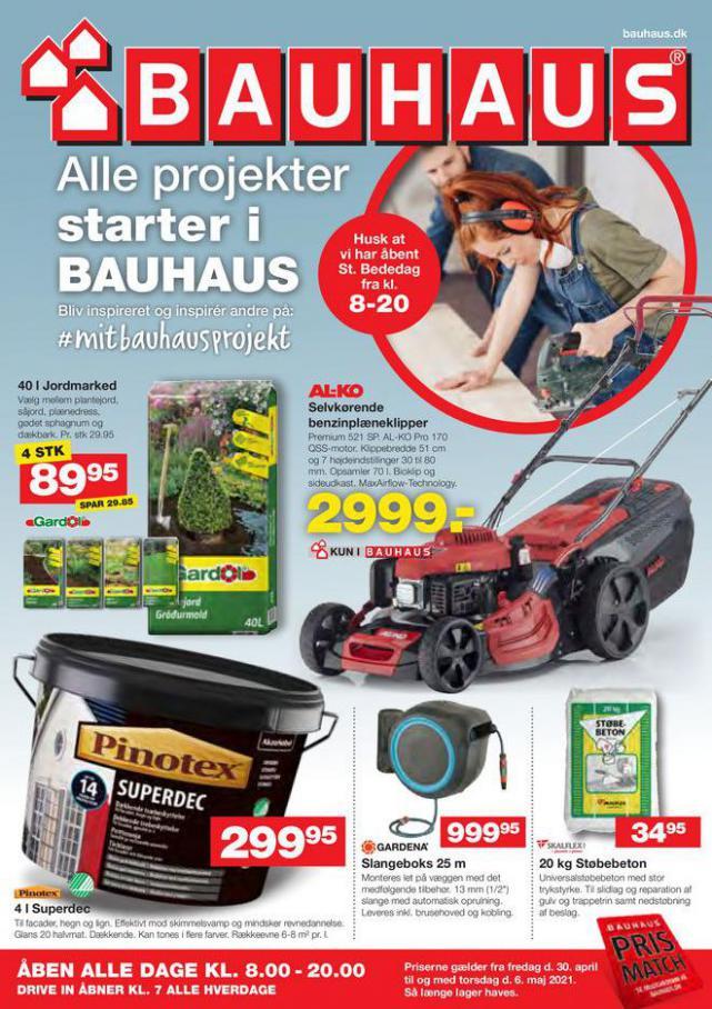 Bauhaus Tilbudsavis . Bauhaus (2021-05-06-2021-05-06)