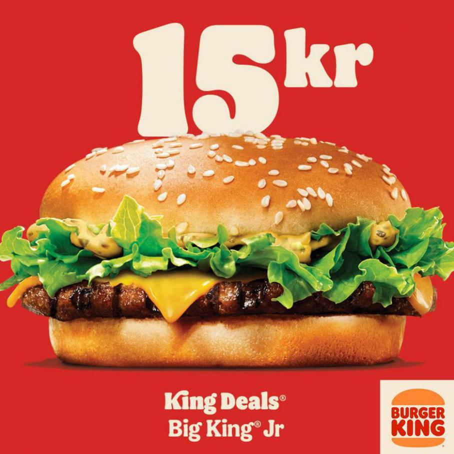 King Deals . Burger King (2021-05-10-2021-05-10)