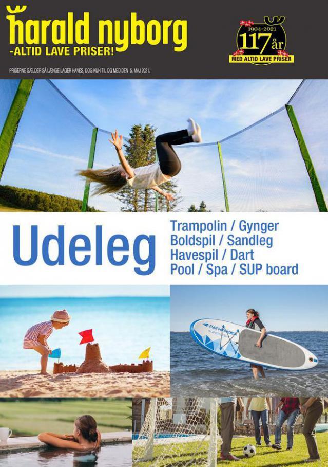 Harald Nyborg Tilbudsavis Udeleg . Harald Nyborg (2021-05-05-2021-05-05)