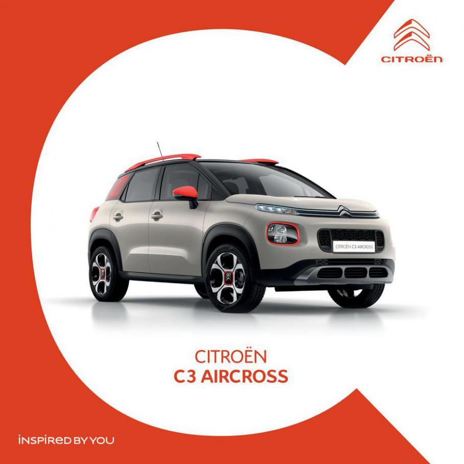 C3 Aircross . Citroën (2021-12-31-2021-12-31)