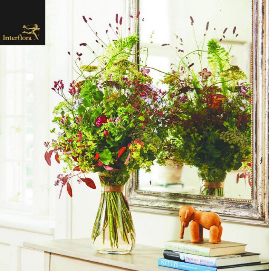 Send en smuk hilsen . Interflora (2021-04-19-2021-04-19)
