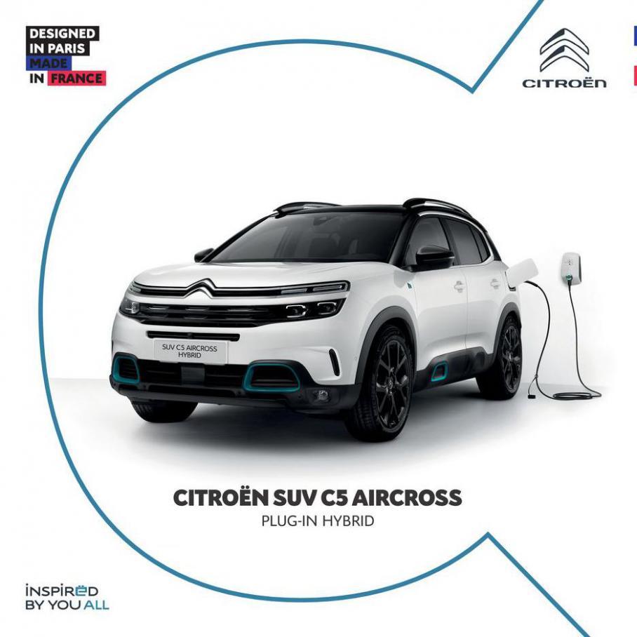 C5 Aircross Phev . Citroën (2021-12-31-2021-12-31)