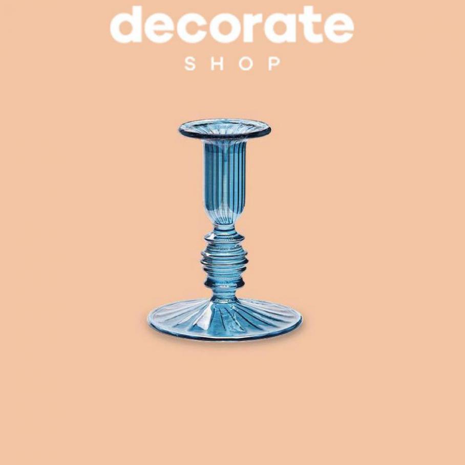 LookBook . Decorate Shop (2021-05-04-2021-05-04)