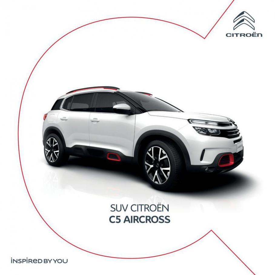 C5 Aircross . Citroën (2021-12-31-2021-12-31)