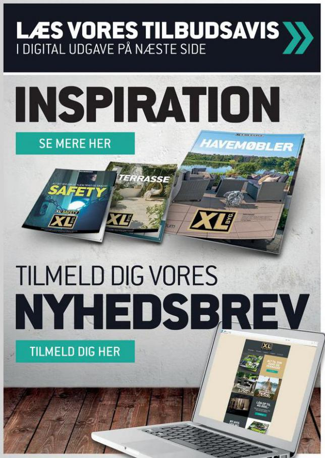 Inspiration . XL-BYG (2021-04-22-2021-04-22)