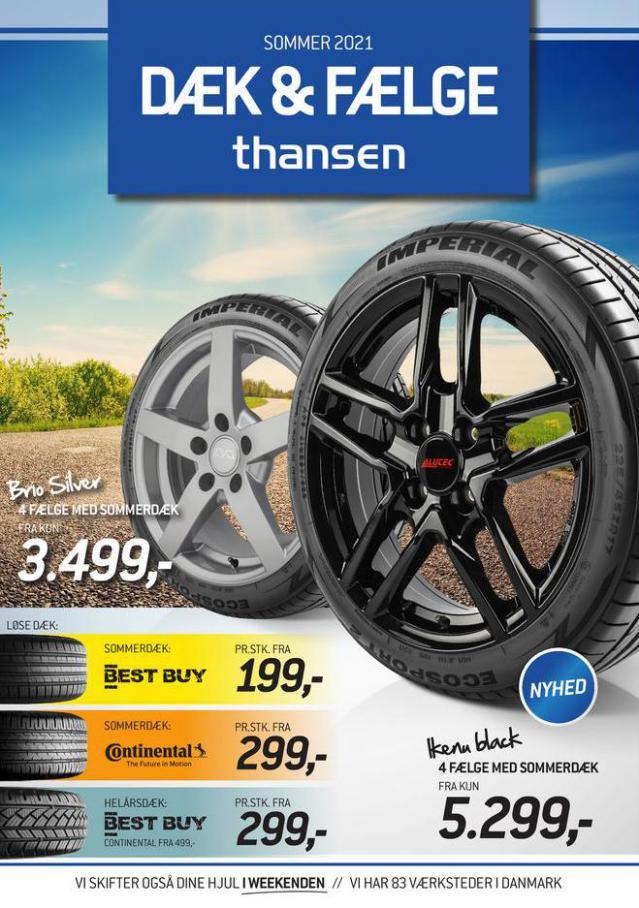 FÆLGKATALOG SOMMER . Thansen (2021-08-31-2021-08-31)