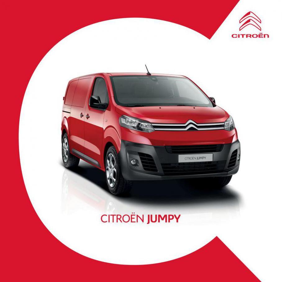 Citroën Jumpy  . Citroën (2021-12-31-2021-12-31)